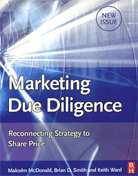 Marketing Due Diligence: Reconnecting Strategy to Share Price nkobe kenyoru dividend policy and share price volatility