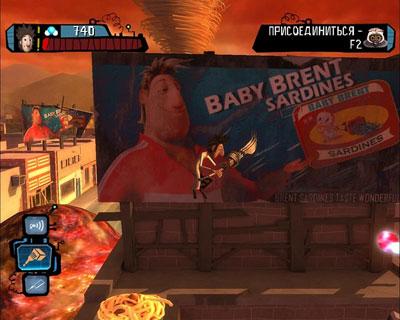 Облачно, возможны осадки в виде фрикаделек Ubisoft Entertainment
