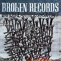Broken Records - темпераментный шотландский септет, включающий, кроме обычного рок-состава, виолончелиста, скрипача, аккордеониста и пианиста и исполняющий динамичный, праздничный и колоритный фолк, вкупе со своенравным инди-роком.