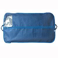 """Фото Чехол-сумка для одежды """"Eva"""", дорожный, 110 х 63 см, в ассортименте"""