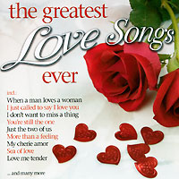 The Greatest Love Songs Ever (2 CD) cd bee gees love songs