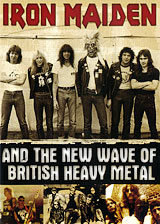Iron Maiden And The New Wave Of British Heavy Metal samson rh600