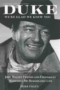 Duke, We're Glad We Knew You