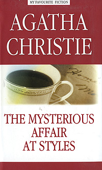 Agatha Christie The Mysterious Affair at Styles купить