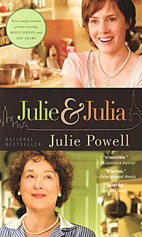 Julie and Julia daughter of heaven a memoir with earthly recipes