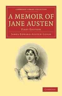 A Memoir of Jane Austen (Cambridge Library Collection - Literary Studies) austen jane sense and sensibility чувства и чувствительность роман на англ яз