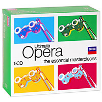 Ultimate Opera. The Essential Masterpieces (5 CD)