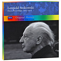 Леопольд Стоковский,The London Symphony Orchestra,Czech Philharmonic Orchestra Leopold Stokowski. Decca Recordings 1965-1972. Limited Edition (5 CD) джесси норман gewandhausorchester leipzig курт мазур the london symphony orchestra колин дэвис jessye norman 3 classic albums limited edition 3 cd
