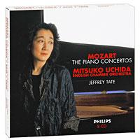все цены на Мицуко Ючида,Джеффри Тэйт Mitsuko Uchida, Jeffrey Tate. Mozart. The Piano Concertos (8 CD)
