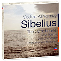 все цены на Владимир Ашкенази,Борис Белкин,Boston Symphony Orchestra Vladimir Ashkenazy. Sibelius. The Symphonies / Tone Poems / Violin Concerto (5 CD)