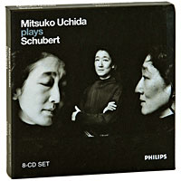 Mitsuko Uchida Plays Schubert (8 CD)
