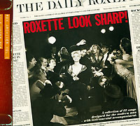 Roxette Roxette. Look Sharp! roxette roxette crash boom bang