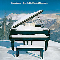 Supertramp Supertramp. Even In The Quietest Moments... supertramp supertramp breakfast in america lp