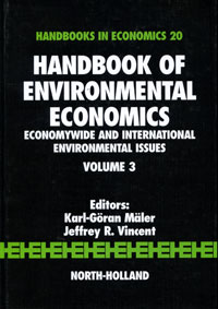 Handbook of Environmental Economics: Volume 3: Economywide and International Environmental Issues marta tsvengrosh arbitration and insolvency conflict of laws issues