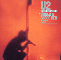 U2 U2. Under A Blood Red Sky (LP)