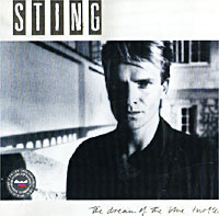 Стинг Sting. The Dream Of The Blue Turtles (LP) стинг sting the best of 25 years 2 cd