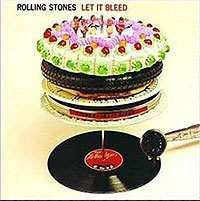 The Rolling Stones. Let It Bleed (LP)