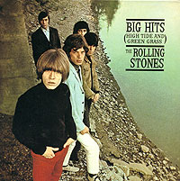 The Rolling Stones The Rolling Stones. Big Hits (High Tide And Green Grass) (LP) free shipping 1 0mm pvc hot sale latest attractive durable inflatable body zorb ball 3m rolling grass ball for sale