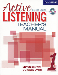 Active Listening 1: Teacher's Manual (+ CD-ROM) faber orizzonte eg8 x a 60 active