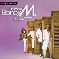 Boney M Boney M. Ultimate Boney M: Long Versions & Rarities. Volume 3 boney m boney m diamonds 40th anniversary lp 3cd dvd