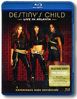 Destiny's Child: Live In Atlanta (Blu-ray) cicero sings sinatra live in hamburg blu ray