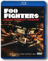 Foo Fighters: Live At Wembley Stadium (Blu-ray) blu ray диск joel billy live at shea stadium 1 blu ray