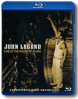 John Legend - Live At The House Of Blues (Blu-ray) francis rossi live from st luke s london blu ray