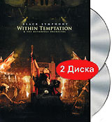 Within Temptation: Black Symphony (2 DVD) iced earth  festivals of the wicked  2 dvd