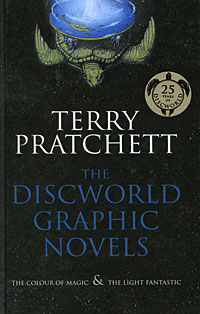 The Discworld Graphic Novels: The Colour of Magic & the Light Fantastic the discworld almanak
