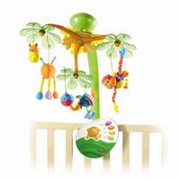 Музыкальный мобиль  Остров сладких грез  - Игрушки для малышей