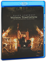 Within Temptation: Black Symphony (Blu-ray + DVD) illusion neck half sleeves sequined beaded sheath mother of the bride dress
