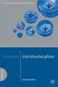 Mastering Communication (Palgrave Master Series) mastering english prepositions