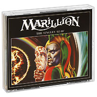 Marillion Marillion. The Singles '82-88' (3 CD) marillion marillion fugazi 2 cd