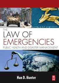 The Law of Emergencies: Public Health and Disaster Management belousov a security features of banknotes and other documents methods of authentication manual денежные билеты бланки ценных бумаг и документов