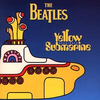 """The Beatles"" The Beatles. Yellow Submarine. Songtrack (LP)"
