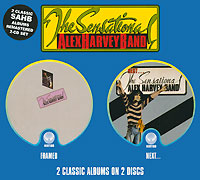 где купить The Sensational Alex Harvey Band The Sensational Alex Harvey Band. Framed / Next (2 CD) по лучшей цене