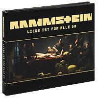 Rammstein Rammstein. Liebe Ist Fur Alle Da rammstein rammstein volkerball cd dvd