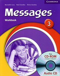 Messages 3: Workbook (+ CD-ROM) tempo workbook level 3 cd rom