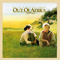 Out Of Africa. Music From The Motion Picture Soundtrack