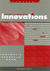 Innovations Elementary: Teacher's Resource Book global elementary teacher's book resource cd pack