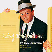 Фрэнк Синатра Frank Sinatra. Swing Along With Me music note party swing dress