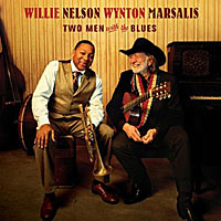 Уилли Нельсон,Уинтон Марсалис Willie Nelson, Wynton Marsalis. Two Men With The Blues (2 LP) helloween helloween my god given right 2 lp picture disc