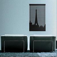Стикер Paristic Ноктюрн № 2, 43 х 72 смД 2025Добавьте оригинальность вашему интерьеру с помощью необычного стикера Ноктюрн. Изображение на стикере имитирует окно, закрытое жалюзи, за которым виден силуэт Эйфелевой башни.Необыкновенный всплеск эмоций в дизайнерском решении создаст утонченную и изысканную атмосферу не только спальни, гостиной или детской комнаты, но и даже офиса. Стикервыполнен из матового винила - тонкого эластичного материала, который хорошо прилегает к любым гладким и чистым поверхностям, легко моется и держится до семи лет, не оставляя следов. В комплекте прилагается ракель, с помощью которого вы без труда наклеите стикер на выбранную поверхность. Сегодня виниловые наклейки пользуются большой популярностью среди декораторов по всему миру, а на российском рынке товаров для декорирования интерьеров - являются новинкой.Paristic - это стикеры высокого качества. Художественно выполненные стикеры, создающие эффект обмана зрения, дают необычную возможность использовать в своем интерьере элементы городского пейзажа. Продукция представлена широким ассортиментом - в зависимости от формы выбранного рисунка и от Ваших предпочтений стикеры могут иметь разный размер и разный цвет (12 вариантов помимо классического черного и белого). В коллекции Paristic-авторские работы от урбанистических зарисовок и узнаваемых парижских мотивов до природных и графических объектов. Идеи французских дизайнеров украсят любой интерьер: Paristic -это простой и оригинальный способ создать уникальную атмосферу как в современной гостиной и детской комнате, так и в офисе. В настоящее время производство стикеров Paristic ведется в России при строгом соблюдении качества продукции и по оригинальному французскому дизайну. Характеристики:Размер стикера: 43 см х 72 см. Размер упаковки: 11 см х 6 см х 79 см. Комплектация: виниловый стикер; ракель; инструкция; Производитель: Франция.