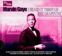 Марвин Гэй Marvin Gaye. I Heard It Through The Grapevine marvin gaye here my dear