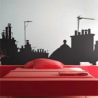 Стикер Paristic На крышах Парижа, вид A, 100 х 145 см60494Добавьте оригинальность вашему интерьеру с помощью необычного стикера На крышах Парижа. Изображение на стикере имитирует силуэты домов ночного города, приглашая в путешествие по крышам парижских зданий.Необыкновенный всплеск эмоций в дизайнерском решении создаст утонченную и изысканную атмосферу не только спальни, гостиной или детской комнаты, но и даже офиса. Стикервыполнен из матового винила - тонкого эластичного материала, который хорошо прилегает к любым гладким и чистым поверхностям, легко моется и держится до семи лет, не оставляя следов. В комплекте прилагается ракель, с помощью которого вы без труда наклеите стикер на выбранную поверхность. Сегодня виниловые наклейки пользуются большой популярностью среди декораторов по всему миру, а на российском рынке товаров для декорирования интерьеров - являются новинкой.Paristic - это стикеры высокого качества. Художественно выполненные стикеры, создающие эффект обмана зрения, дают необычную возможность использовать в своем интерьере элементы городского пейзажа. Продукция представлена широким ассортиментом - в зависимости от формы выбранного рисунка и от Ваших предпочтений стикеры могут иметь разный размер и разный цвет (12 вариантов помимо классического черного и белого). В коллекции Paristic-авторские работы от урбанистических зарисовок и узнаваемых парижских мотивов до природных и графических объектов. Идеи французских дизайнеров украсят любой интерьер: Paristic -это простой и оригинальный способ создать уникальную атмосферу как в современной гостиной и детской комнате, так и в офисе. В настоящее время производство стикеров Paristic ведется в России при строгом соблюдении качества продукции и по оригинальному французскому дизайну. Характеристики:Размер стикера: 145 см х 100 см. Размер упаковки: 11 см х 6 см х 79 см. Комплектация: виниловый стикер; ракель; инструкция; Производитель: Франция.