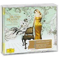 Анна-Софи Муттер,Ламберт Оркис Anne-Sophie Mutter, Lambert Orkis. Mozart. The Violin Sonatas (4 CD) lambert lambert sweet apocalypse