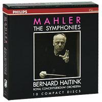 Бернард Хайтинк,Royal Concertgebouw Orchestra Bernard Haitink. Mahler. The Symphonies (10 CD)