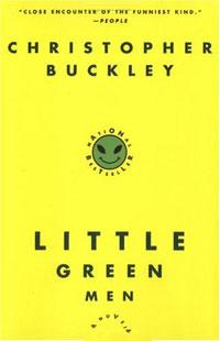 Little Green Men little men