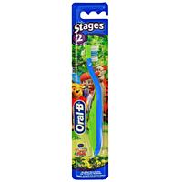 """Детская зубная щетка """"Oral-B Stages 2"""", очень мягкая в ассортименте"""