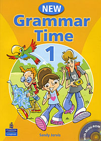 New Grammar Time 1 (+ CD-ROM) english world 4 grammar practice book
